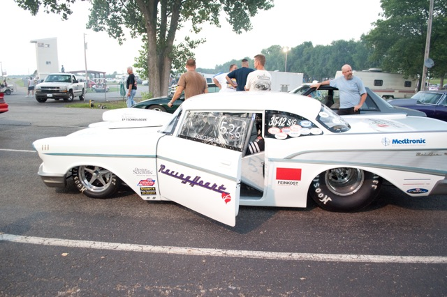 Coles County Dragway Inductee 1